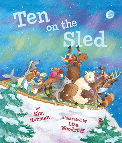 Ten on the Sled by Kim Norman http://www.amazon.com/dp/1454911913/ref=cm_sw_r_pi_dp_OW2pub1T68ZMG