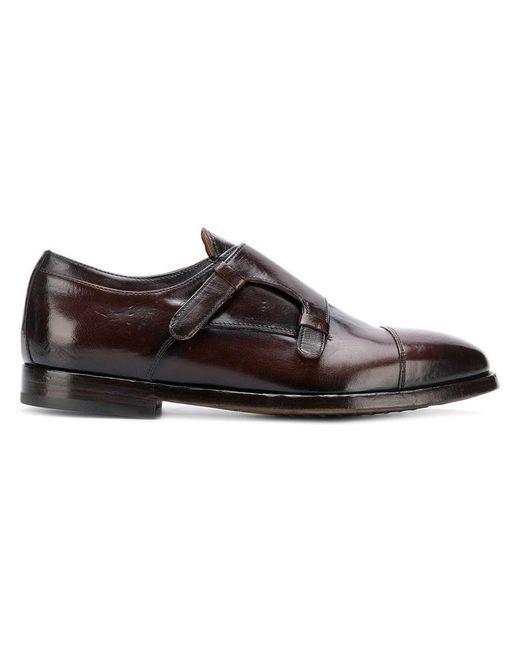 9f1fdee517e3 Herve  Schuhe aus Kalbsleder von Officine Creative. Dieser Artikel fällt  groß aus  bitte