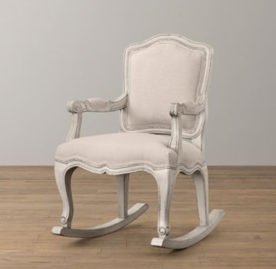 Pleasant French Vintage Mini Rocker If We Have A Girl Someday Caraccident5 Cool Chair Designs And Ideas Caraccident5Info