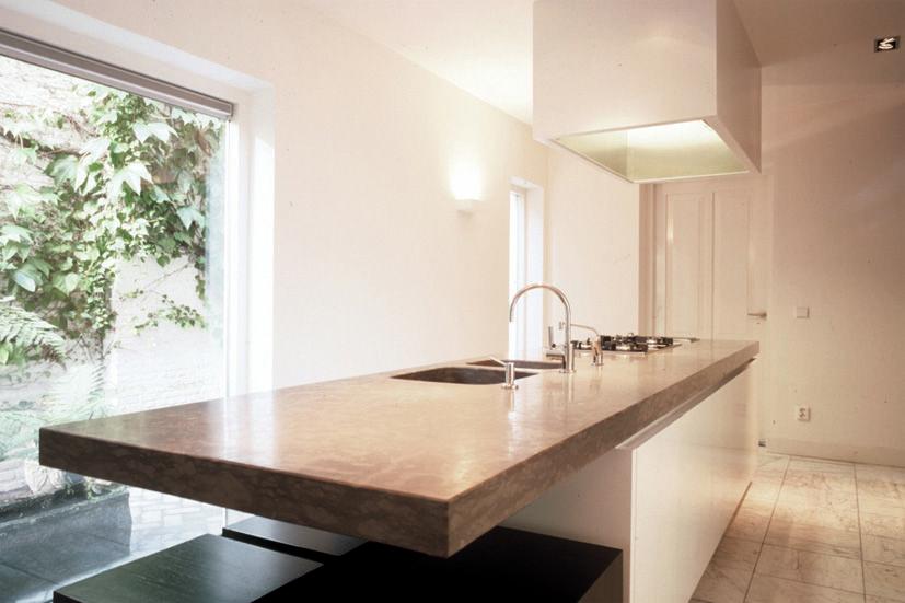 Keuken, ontwerp Ruud van Oosterhout Keuken ideeën