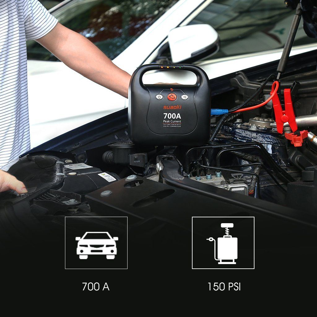 Pin on Car Jump Starter