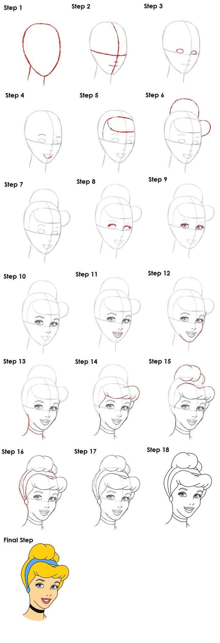 Photo of 10 Disney How To Drawings