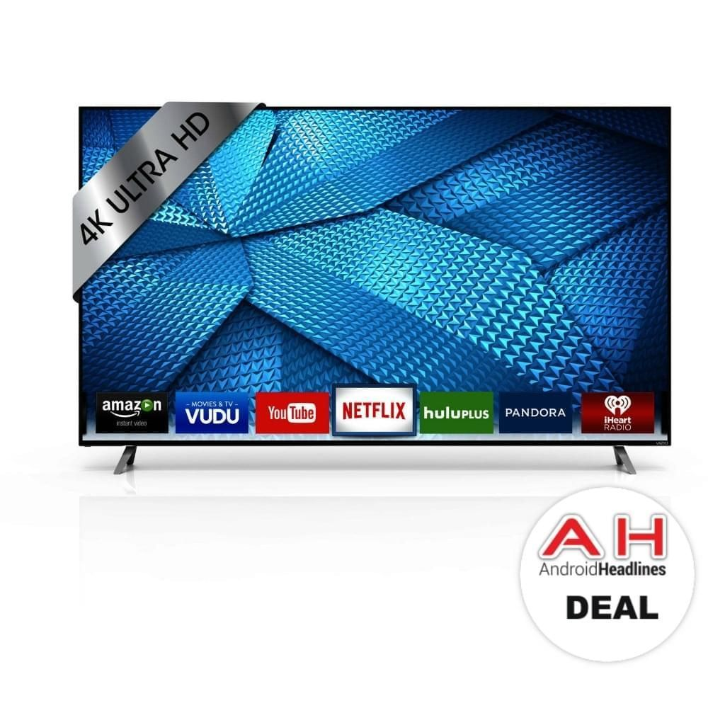 Deal VIZIO 55inch Smartcast 4K HDR LED TV for 529 10