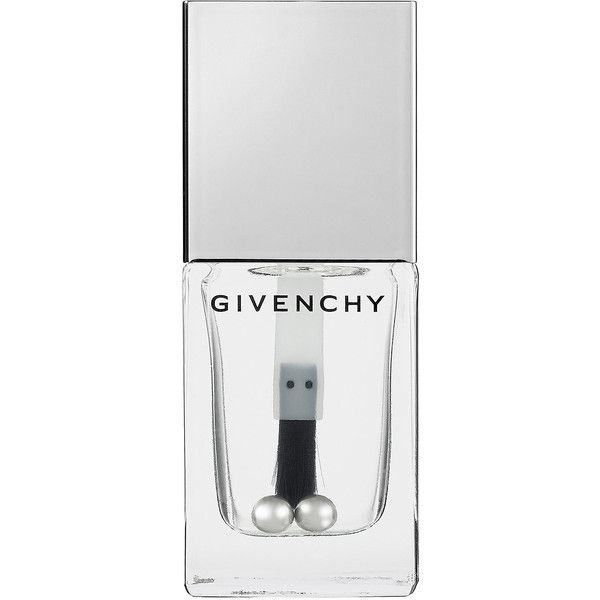 Givenchy Le Vernis Base and Top Coat (550 UAH) ❤ liked on Polyvore featuring beauty products, nail care, nail polish, beauty, fillers, makeup, nails, givenchy and givenchy nail polish