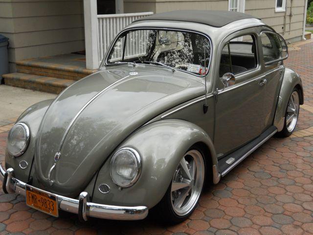 vw beetle sunroof sedan  sale  oldbugcom vw ragtop pinterest vw beetles vw
