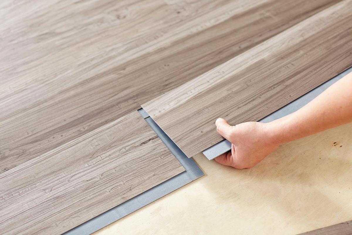 Luxury Vinyl Flooring Installed, Vinyl Laminate Flooring Installation Cost