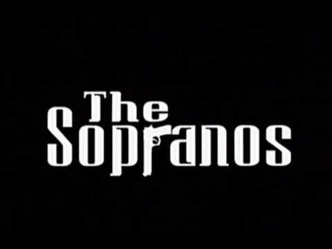 The Sopranos theme song - Woke up this morning RIP James