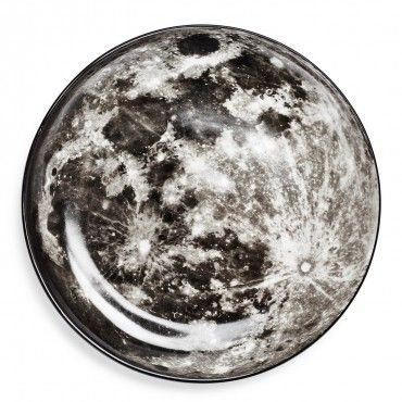 Moon Serving Plate