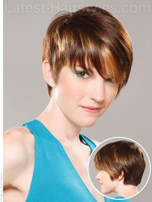 Easy Short Hairstyles for Women | 25 Really Cute and Easy ...