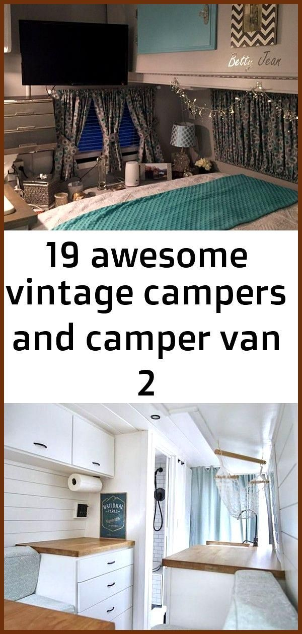 19 awesome vintage campers and camper van 2 19 Awesome Vintage Campers and Campe...,  19 awesome vi
