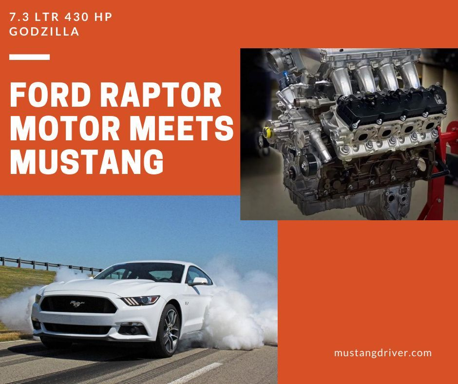 Mustang Meets Godzilla In 2020 Mustang Ford Motor Company Tonneau Cover