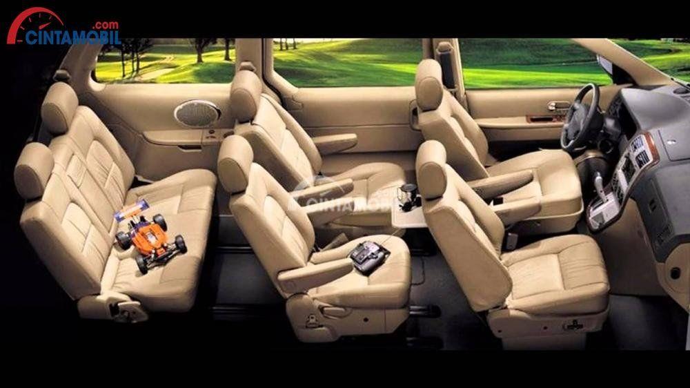 Kia Carnival Car Interior In 2020 Kia Sedona Kia Sedona Interior Kia