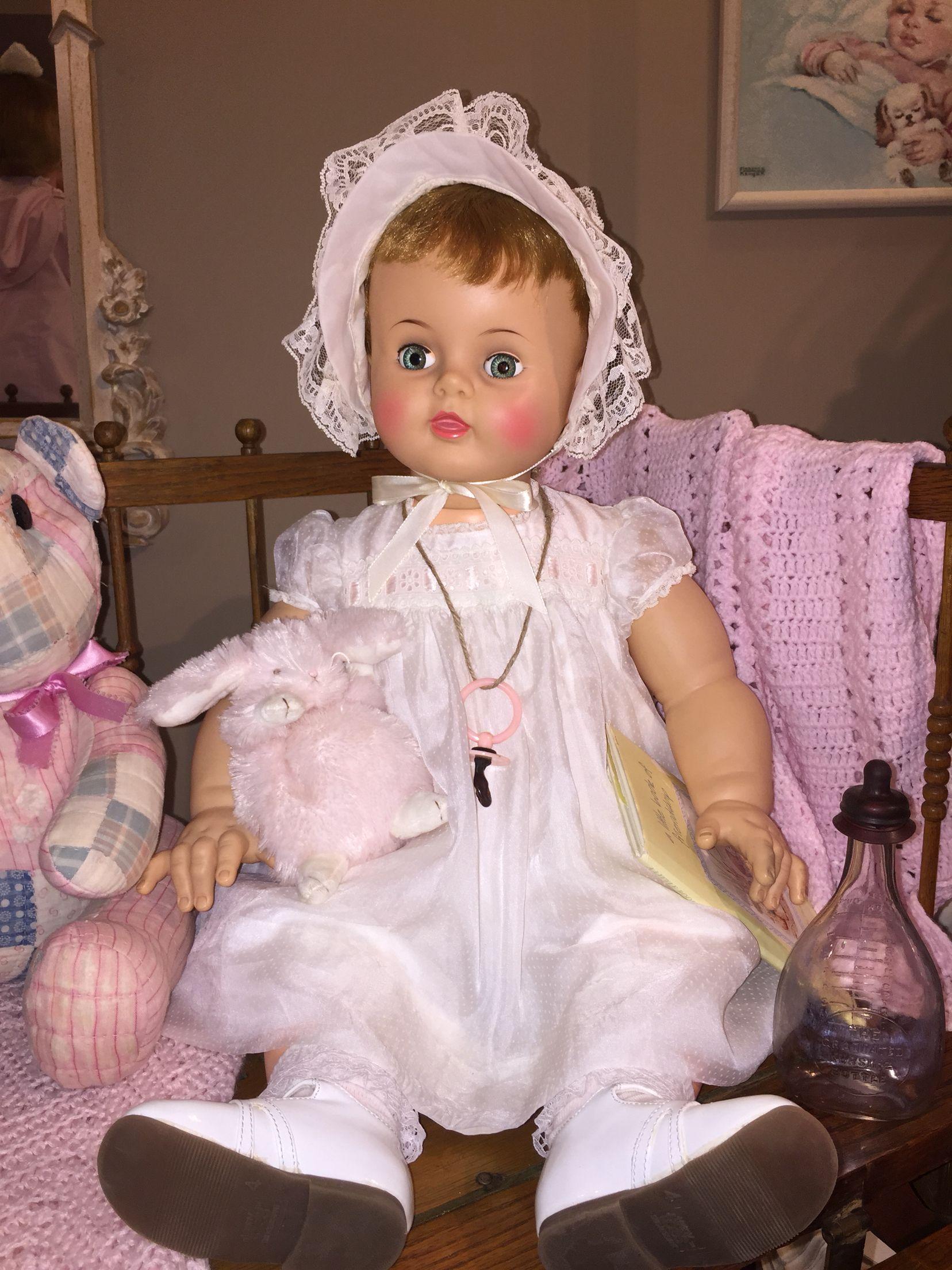 9c175dbf4451 Ideal Suzy playpal (1959-1960)   My doll room   Pinterest