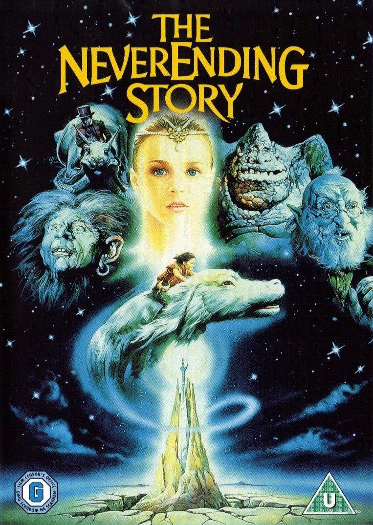 The Neverending Story Film Tv La Historia Sin Fin Peliculas Fantasia Et Peliculas Viejas