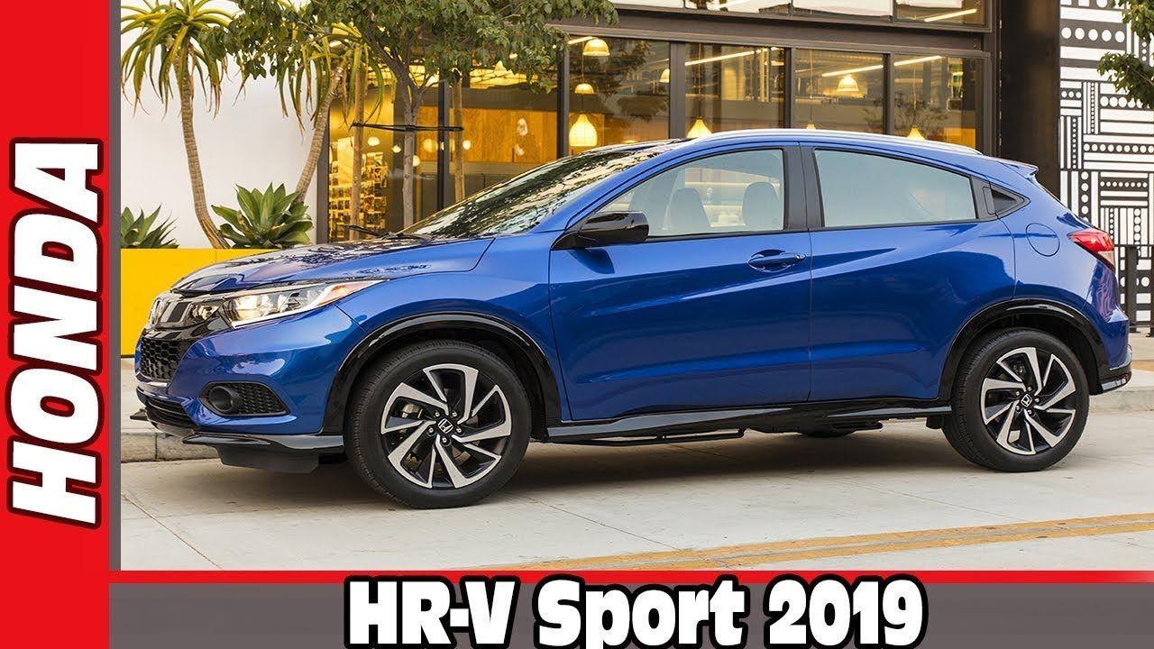 2019 Honda HR‑V Sport AUTO WORLD. RU Пилот