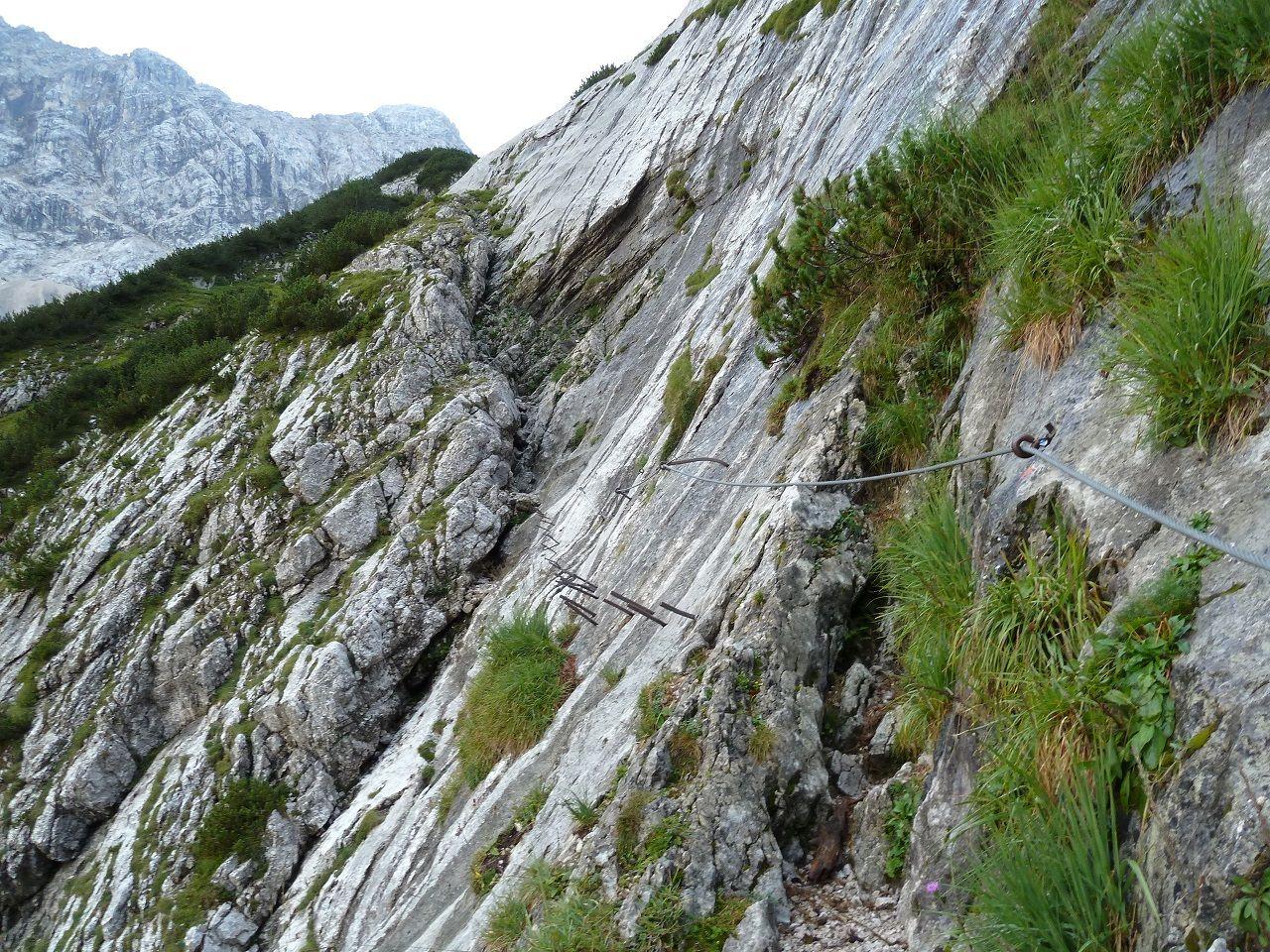 Klettersteig Zugspitze Höllental : Höllental klettersteig zugspitze klettersteige