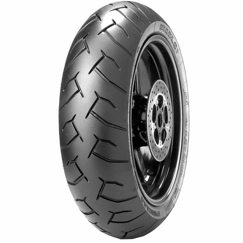 Pneu Moto Pirelli 180 55 Zr 17 M C Tl 73w Diablo Traseiro Motomobile Neumaticos
