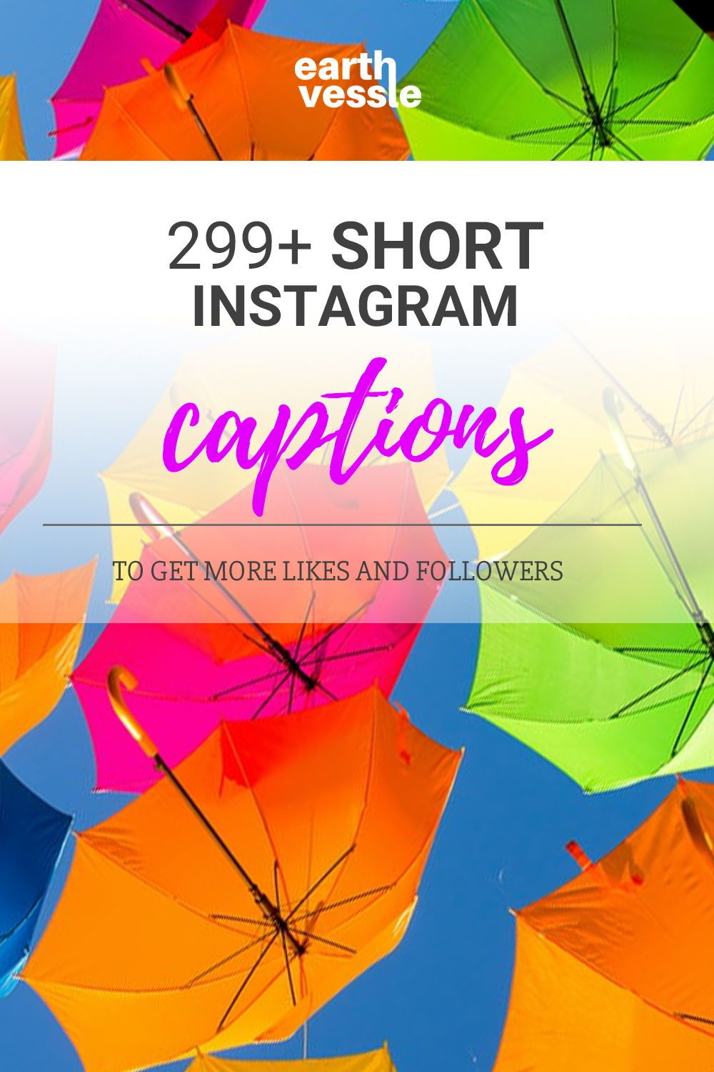 Short Instagram Captions: 299+ New Captions to Get Likes ...