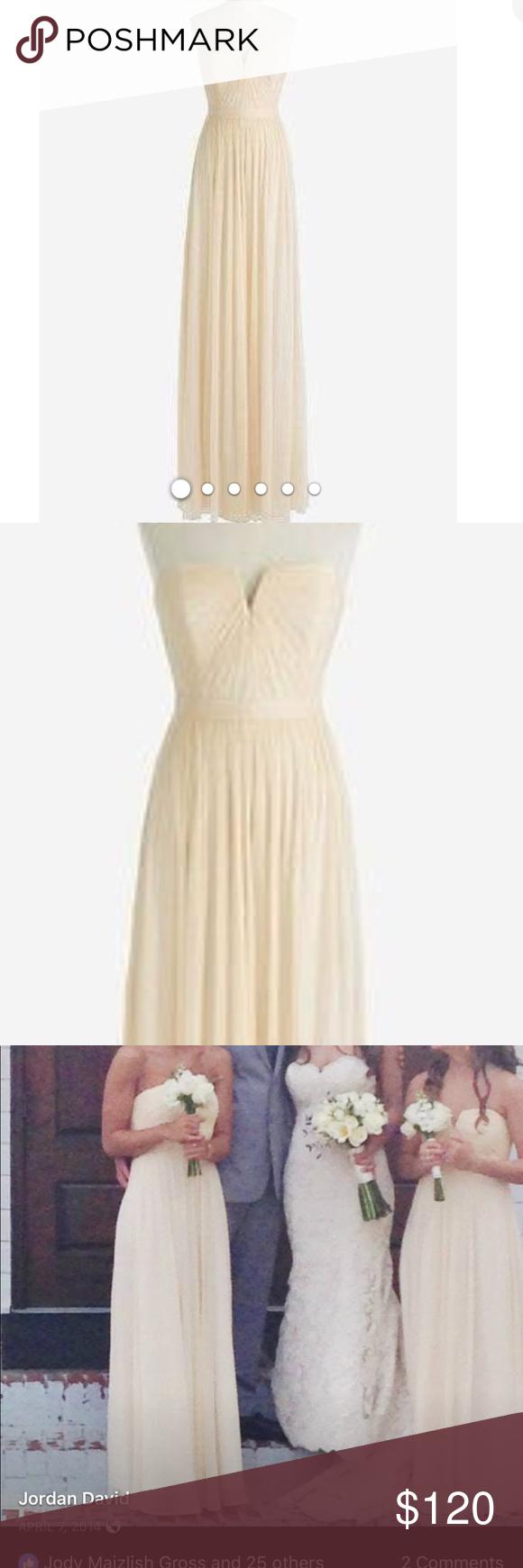 J. Crew Bridesmaid / Prom Dress | Pinterest