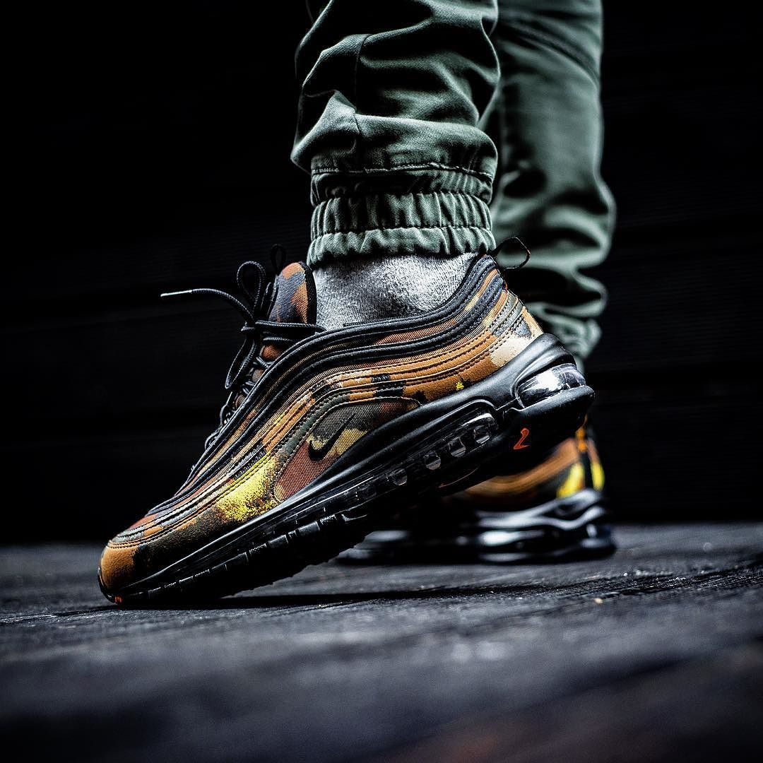 wholesale dealer 0e494 5ee4b NIKE AIR MAX 97 PREMIUM QS CAMO ITALY18100
