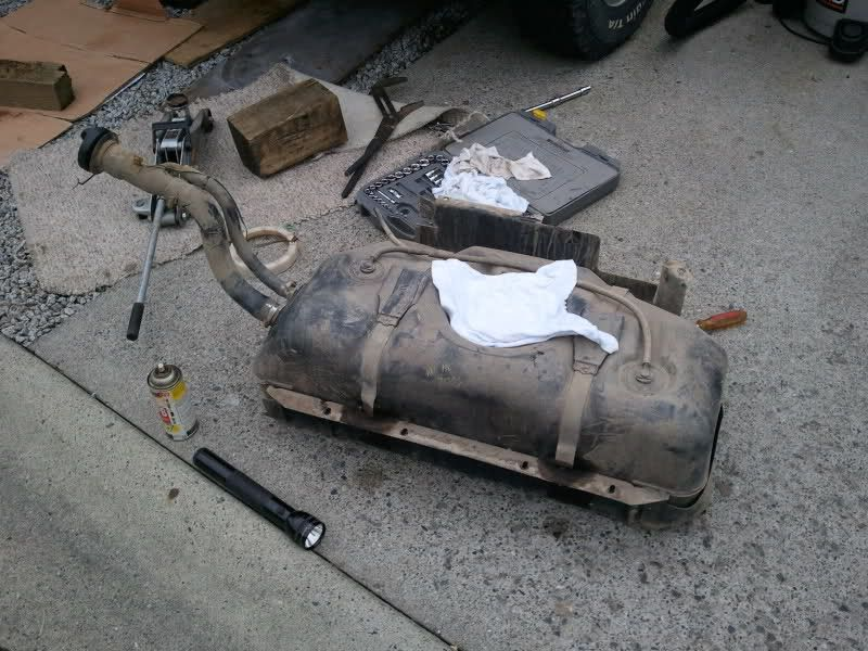 Jeep Tj Gas Tank Mod Confirmed Jeepforum Com