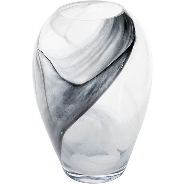 A By Amara Aphrodite Vase Blackwhite 111 Liked On Polyvore