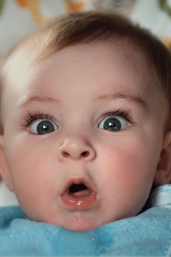 8 Amazing Things Your Baby's Face Can Tell You Funny