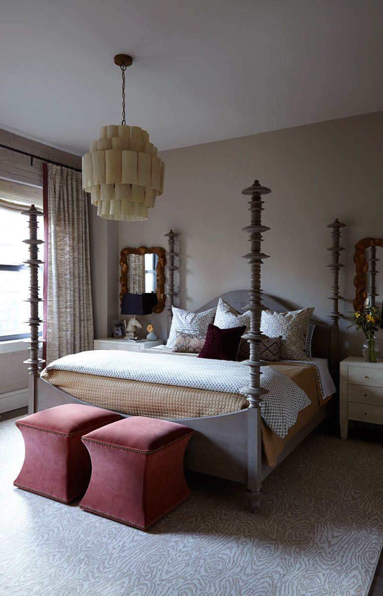 Gracious Guest Bedroom Decorating Ideas: Form Meets Function In A Sophisticated Family Home