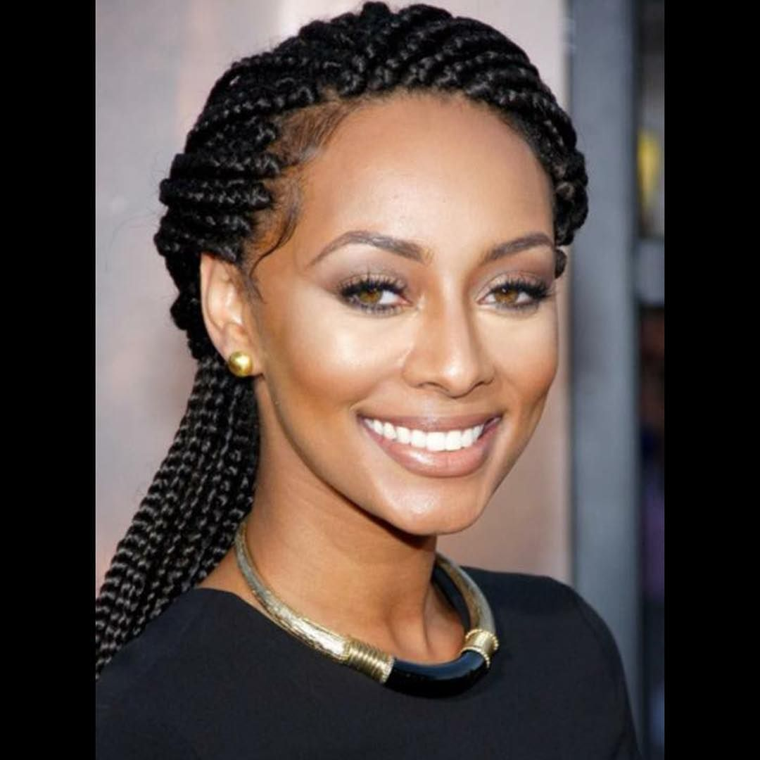 Braided Hairstyles For Black Girls With Short Hair Images Braids For Short Hair Bob Braids Hairstyles Hair Styles