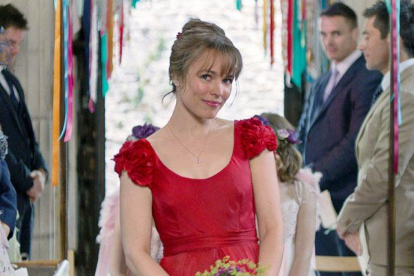 A movie still from About Time (2013). With Rachel McAdams [photos]