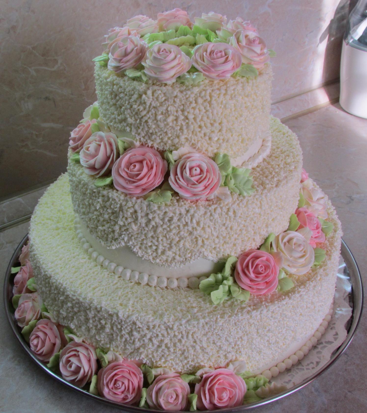 свадебный торт масляный крем картинки меняется, когда его