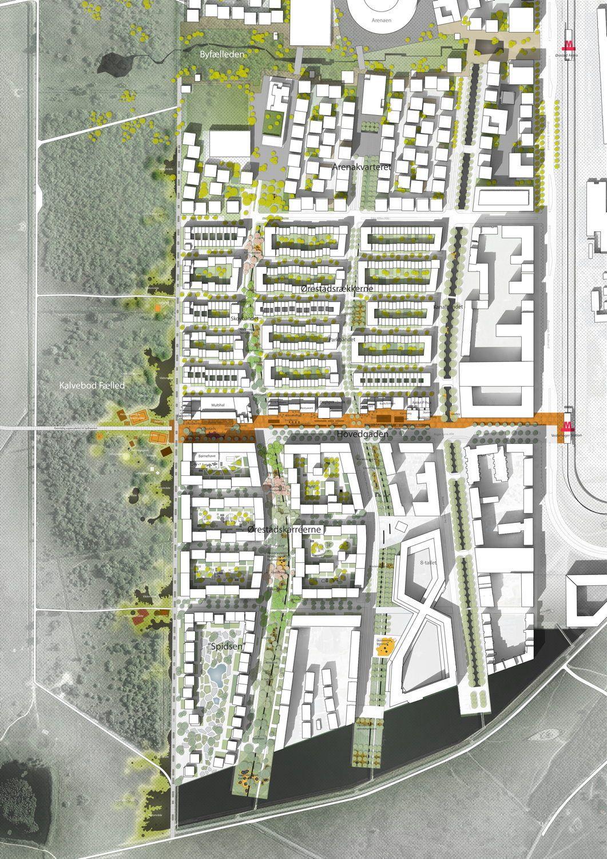 neue pl ne f r restad transform gewinnen wettbewerb in kopenhagen urban design pinterest. Black Bedroom Furniture Sets. Home Design Ideas