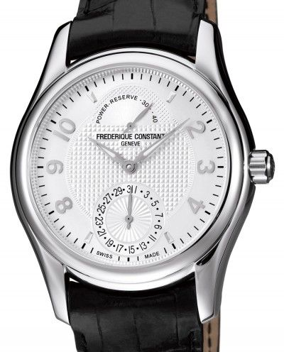 Frederique Constant | Runabout Power Reserve  | WatchTime