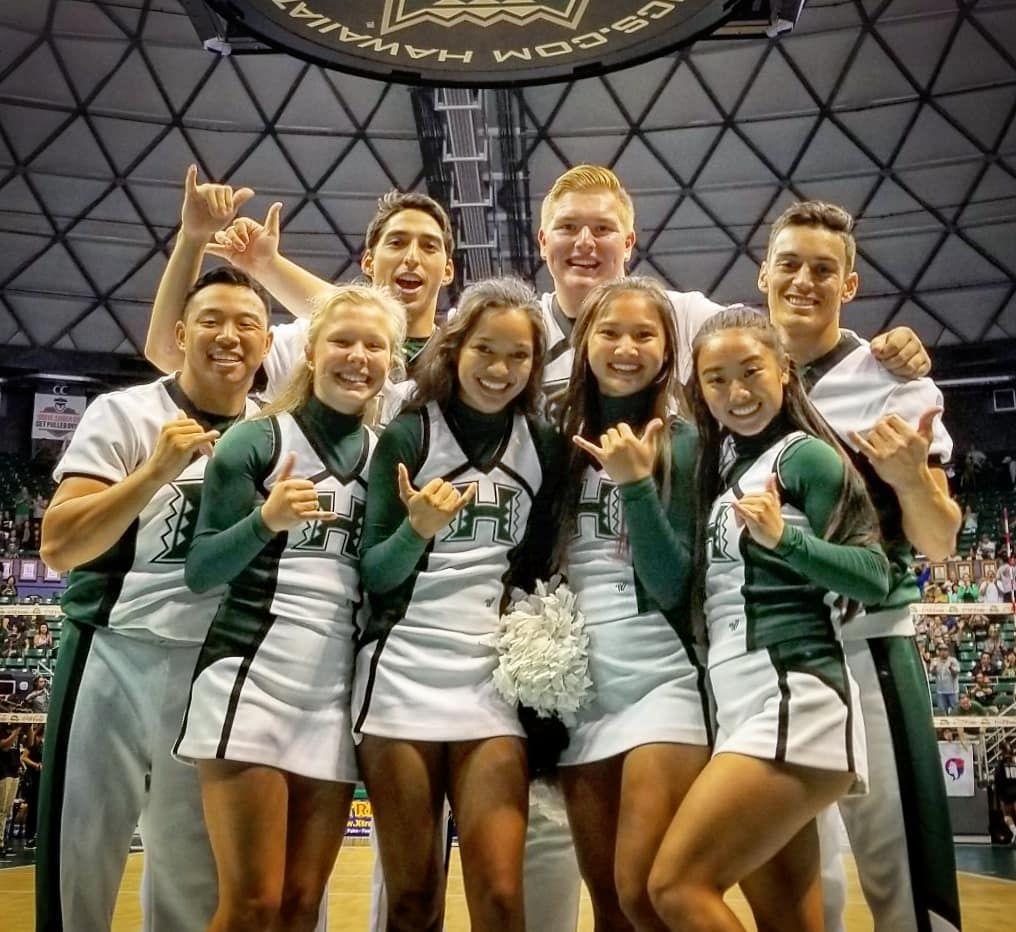 Hawai I Wins Hawai I Beats 13th Ranked Washington In 4 Sets Great Job Wahine Rainbowwarriors Wahine Volleyball Hawaii With Images Cheerleading Volleyball Warrior
