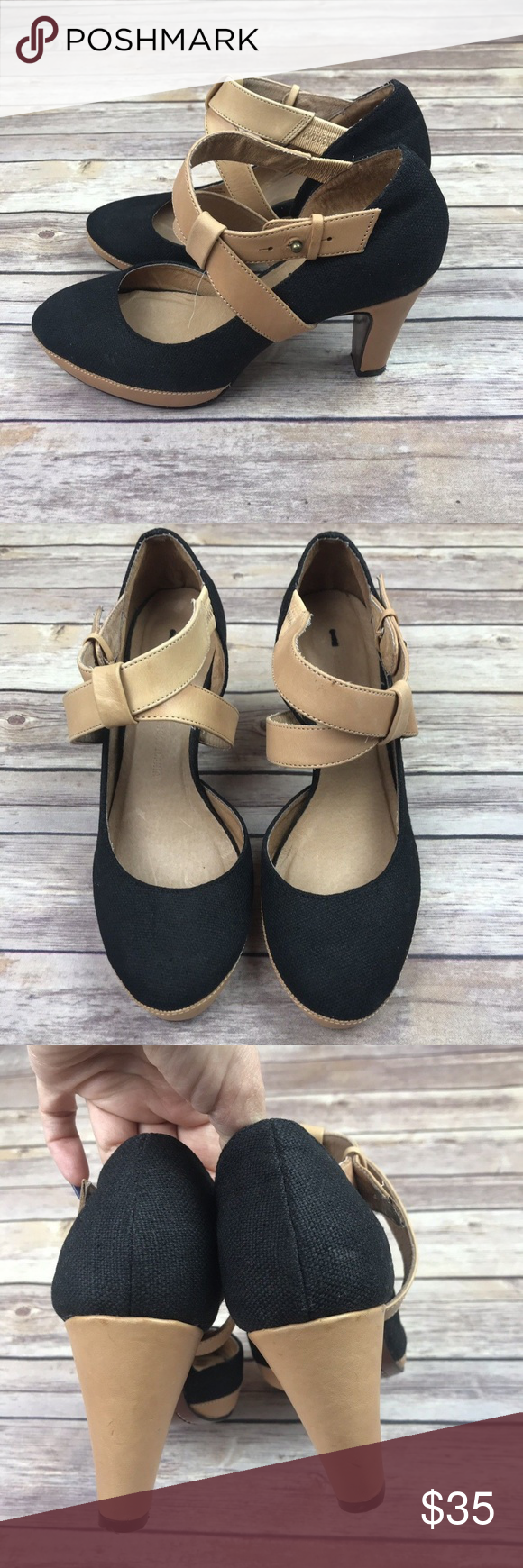 879899b4a3a Schuler  amp  Sons Anthropologie Mary Jane Heels Women s Schuler  amp  Sons  Philadelphia for Anthropologie