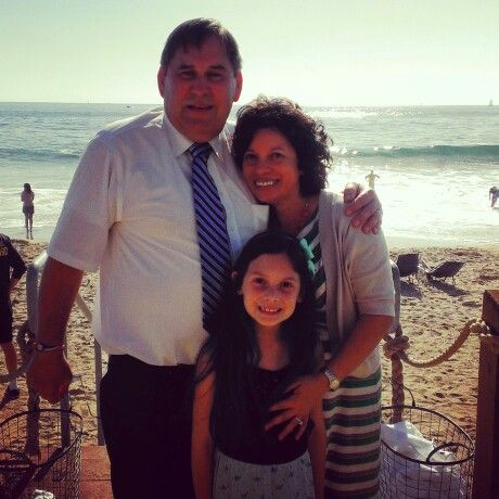California  Beach wedding of my brother Phil