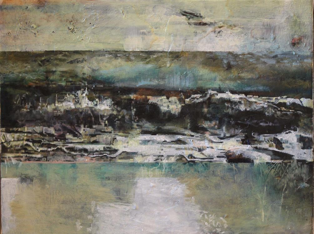 NERINE TASSIE Sky art, Landscape art, Seascape paintings
