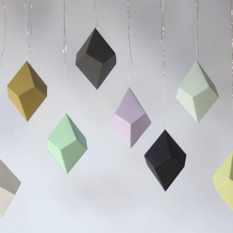 sch ne figuren in pastellfarben sind der letzte trend bei der weihnachtsdeko diy. Black Bedroom Furniture Sets. Home Design Ideas