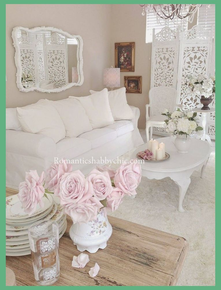 Define Your Own Personal Decorating Style In 2020 Shabby Chic Decor Living Room Shabby Chic Bedrooms Shabby Chic Living
