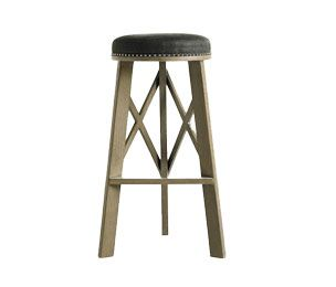 Bar Counter Stools A Rudin Barstool 717 With Images