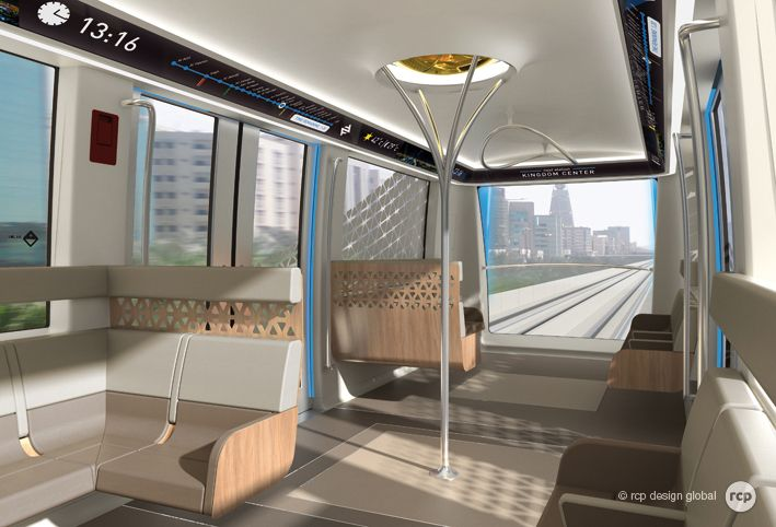 Arriyadh metro project by RCP interior design family class room