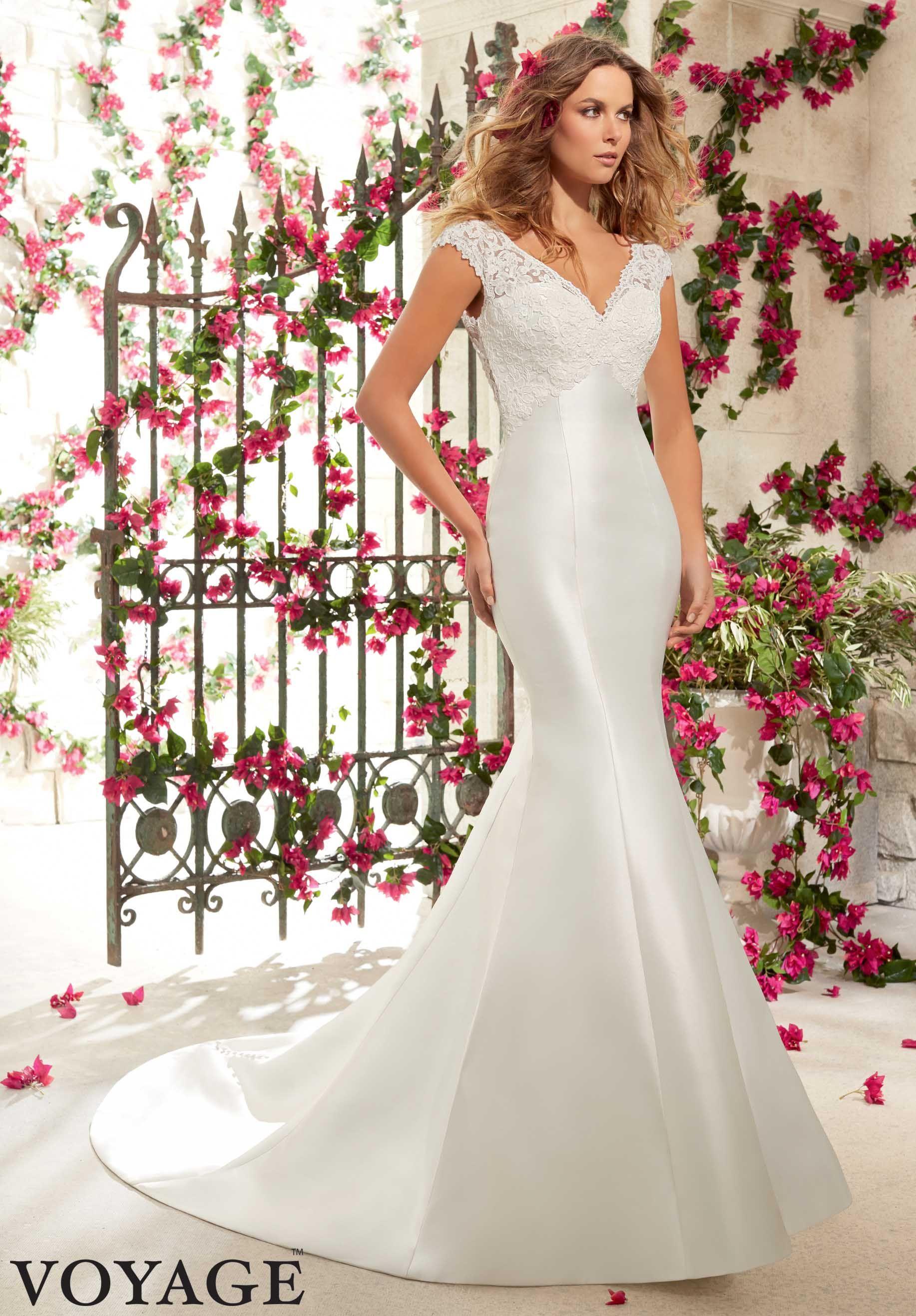 Wedding Bridal Gowns – Designer Voyage – Wedding Dress Style 6793 at ...