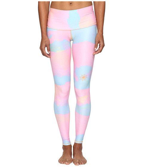 527c3095bb1be teeki New Moon Rainbow Hot Pants | Yoga Love | Moon rainbow, Pants ...