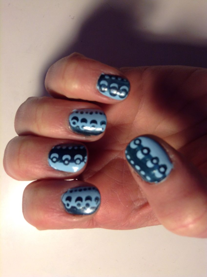 Super Fun And Easy Nail Art Design For Anyone Of Any Age By Using