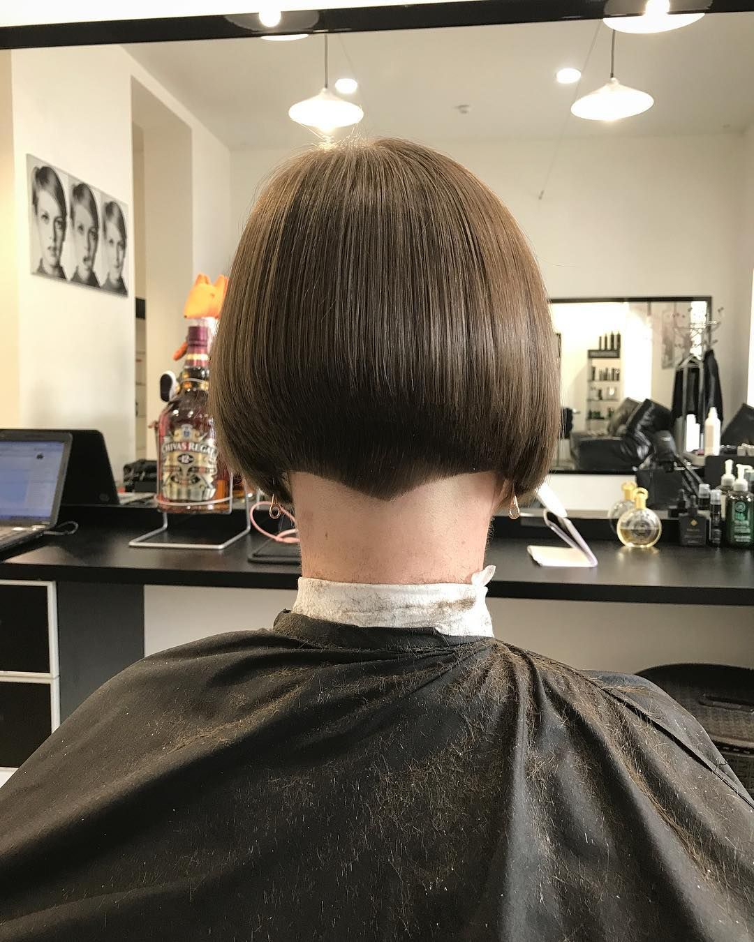 G graduation haircut bobhaircut sassoon paulmitchell