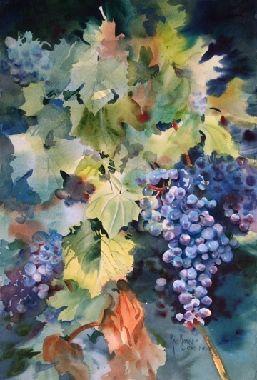 Kay Barnes Watercolor