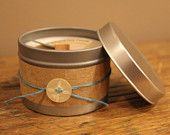 Linen Rain Soy Candle by http://www.etsy.com/shop/MIMAboutique