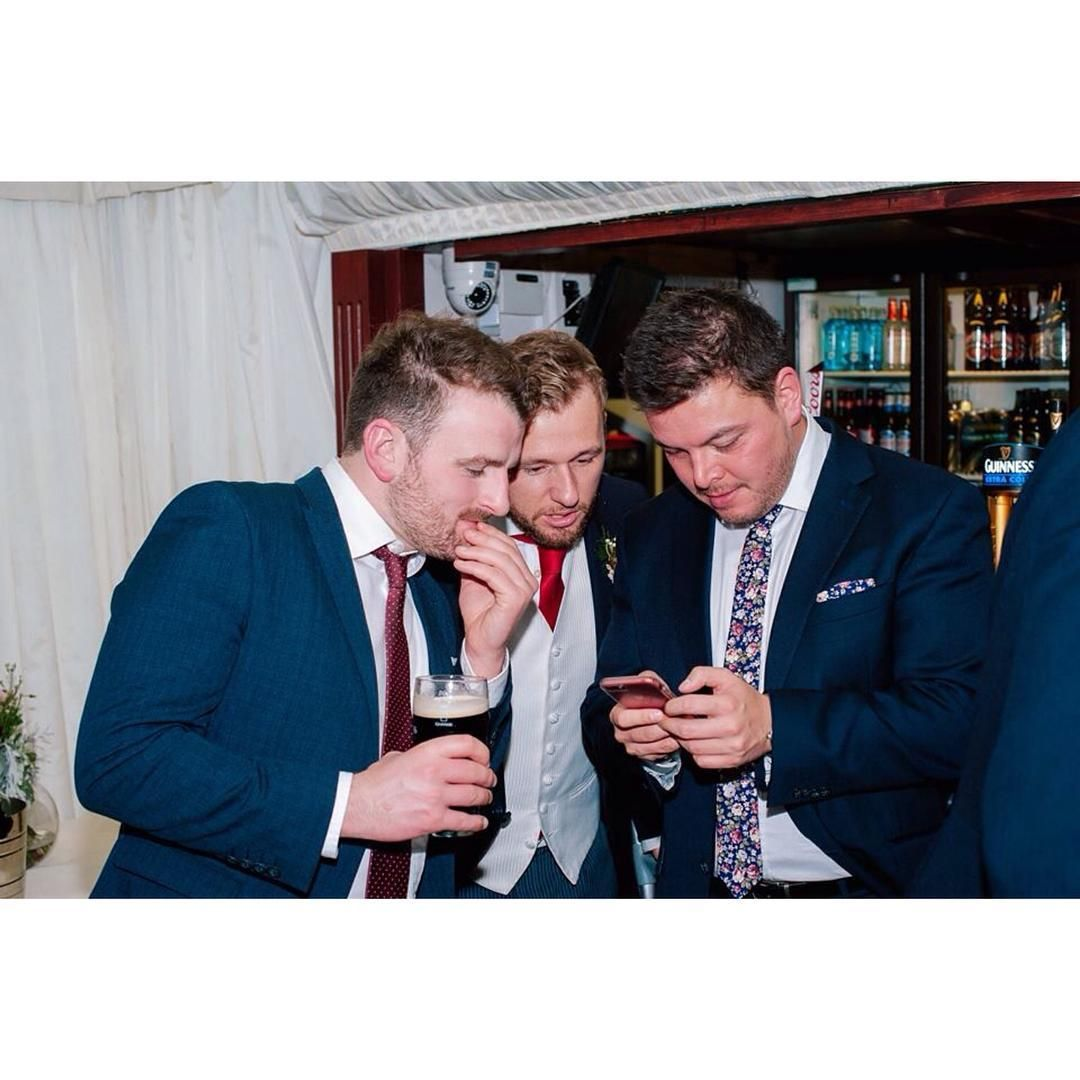 The boys checking those all important football scores at a wedding. Capturing these natural and timeless moments are what I love to do most #love #wedding #weddingday #friends #guests #bride #groom #justmarried #weddingdetails #destinationwedding #photographer #weddingphotographer #beautiful #candid #weddingphotography #englishwedding #weddingmoment #weddinginspiration #weddingseason #nikonphotographer #bristolphotographer #londonphotographer #bristolweddingphotographer #bathweddingphotographer #londonweddingphotogrpher #englishweddingphotographer #destinationweddingphotographer #creativeweddingphotographer        Wedding Day Wedding Planner Your Big Day Weddings Wedding Dresses Wedding bells