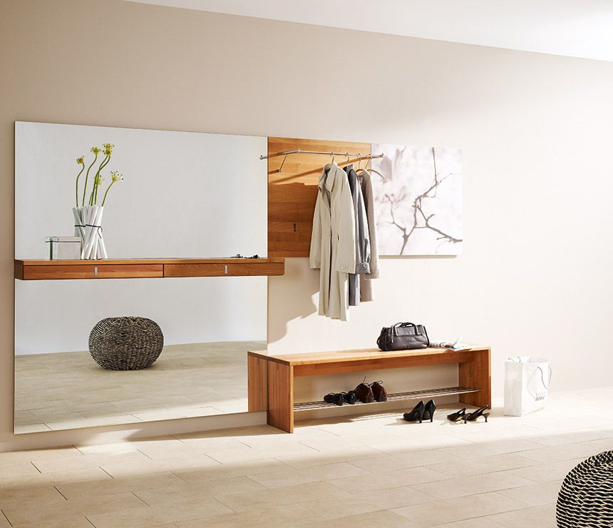 Modern Foyer Furniture By Sudbrock : Hallway furniture ideas image medium sized