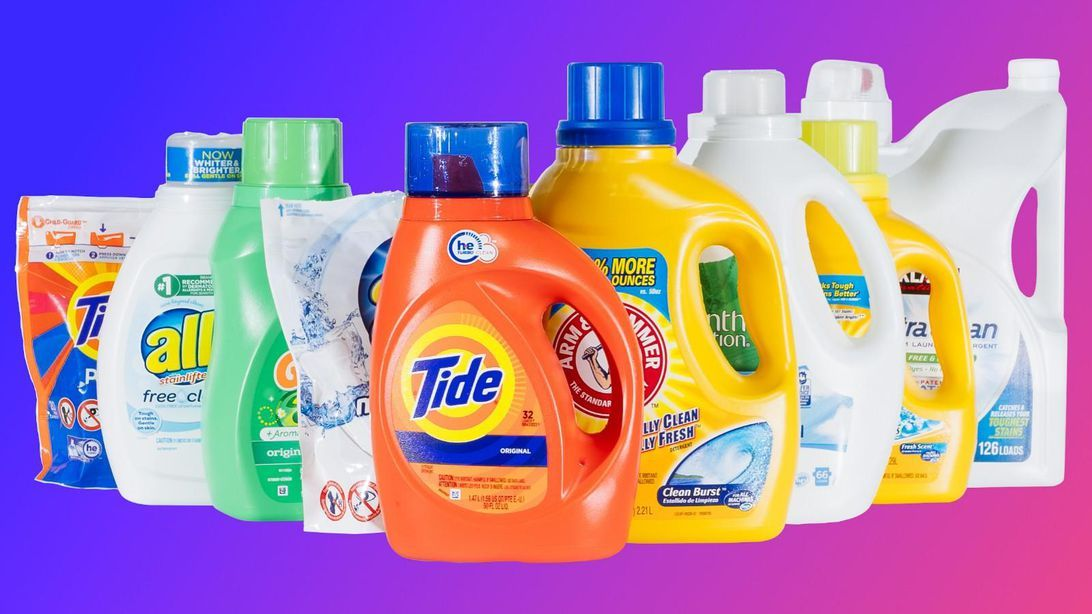 Heres the best laundry detergent you can buy right now